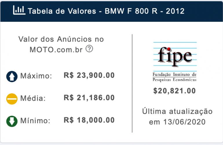 BMW F 800 R - Foto #2