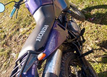 Honda Nx 350 Sahara - Foto #2