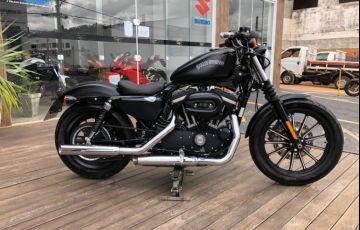 Harley-Davidson Sportster Xl 883 N Iron