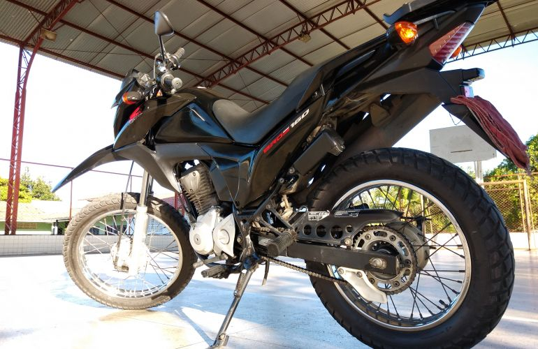 Honda Nxr 160 Bros - Foto #7
