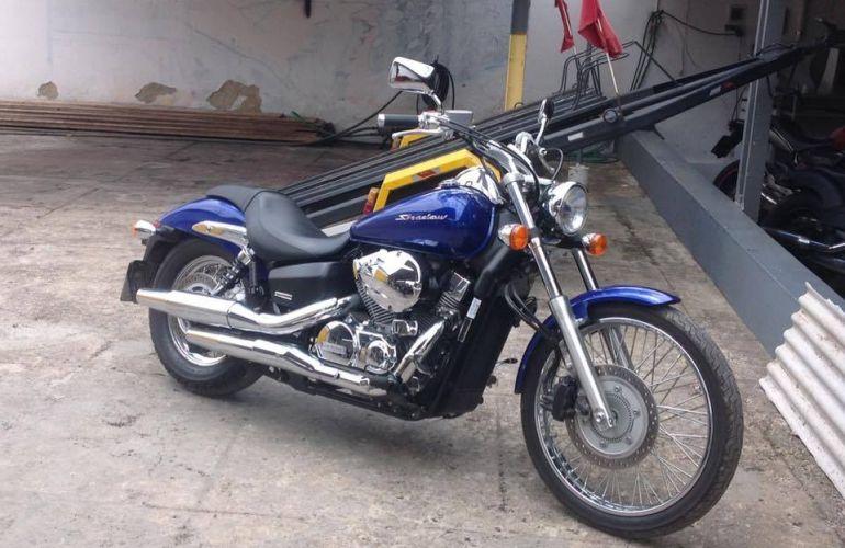Honda Shadow 750 (ABS)