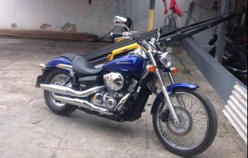 Honda Shadow 750 (ABS)
