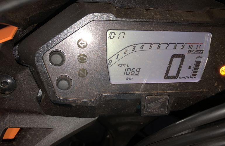 Honda XRE 190 (ABS) (Flex) - Foto #5