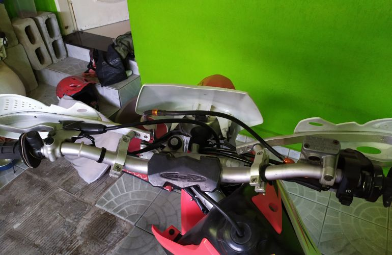 Honda Crf 230F - Foto #4