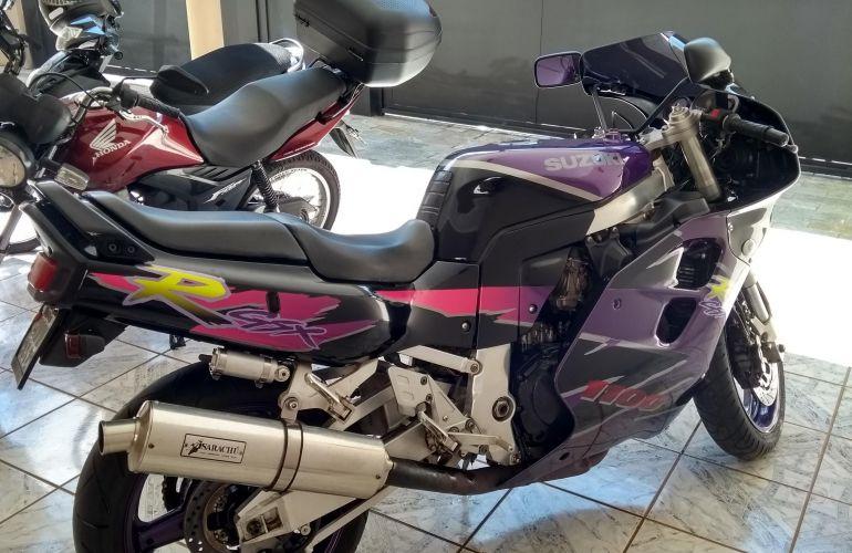 Suzuki Gsx R 1100 W - Foto #10