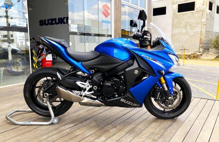 Suzuki Gsx S1000f Abs - Foto #1