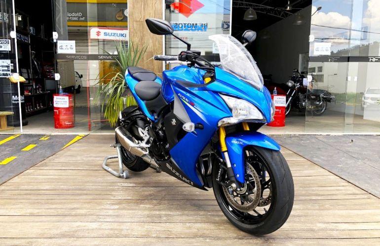Suzuki Gsx S1000f Abs - Foto #3