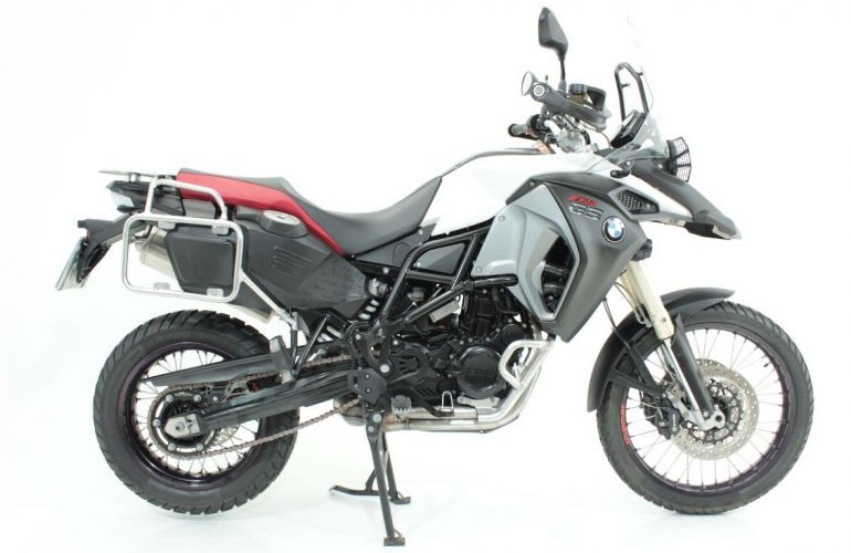 BMW F 800 GS Adventure - Foto #1