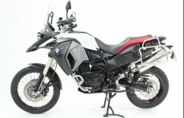 BMW F 800 GS Adventure - Foto #2