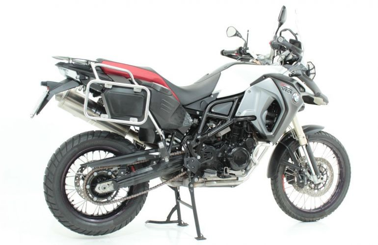 BMW F 800 GS Adventure - Foto #8