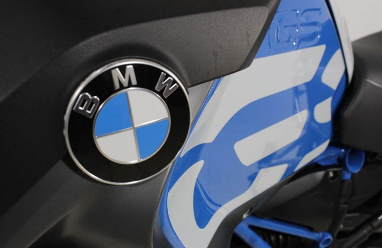 BMW R 1200 GS Adventure - Foto #10