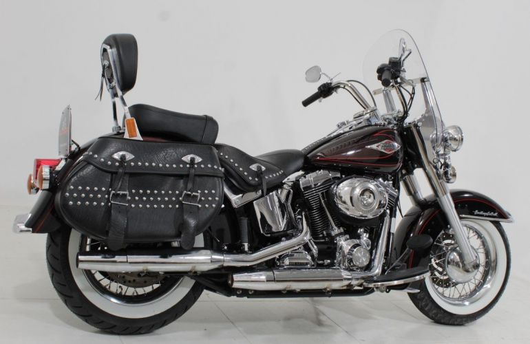 Harley-Davidson Softail Heritage Classic - Foto #8