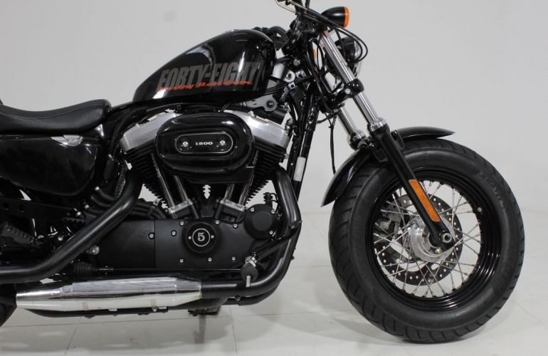 Harley-Davidson Sportster Forty-eight - Foto #3