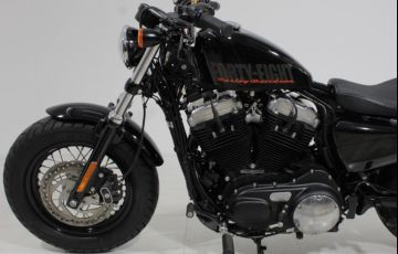 Harley-Davidson Sportster Forty-eight - Foto #4
