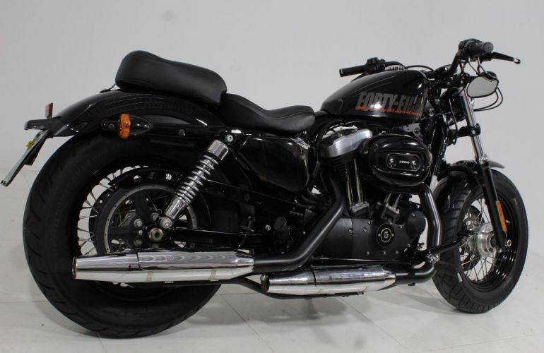 Harley-Davidson Sportster Forty-eight - Foto #7