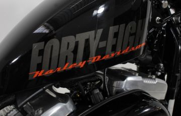 Harley-Davidson Sportster Forty-eight - Foto #8