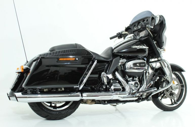 Harley-Davidson Street Glide - Foto #8