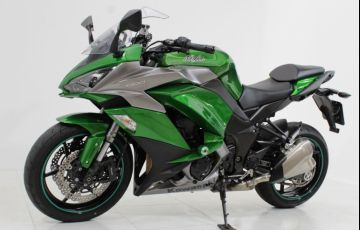 Kawasaki Ninja 1000 (ABS) - Foto #7