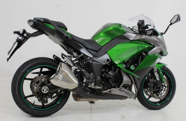 Kawasaki Ninja 1000 (ABS) - Foto #8