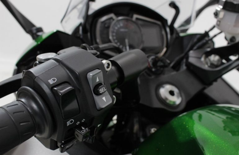 Kawasaki Ninja 1000 (ABS) - Foto #9