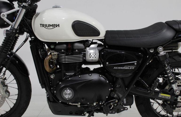Triumph Street Scrambler - Foto #4