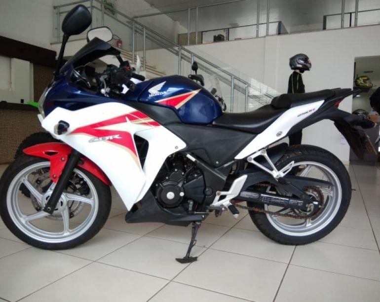 Honda Cbr 250R - Foto #5