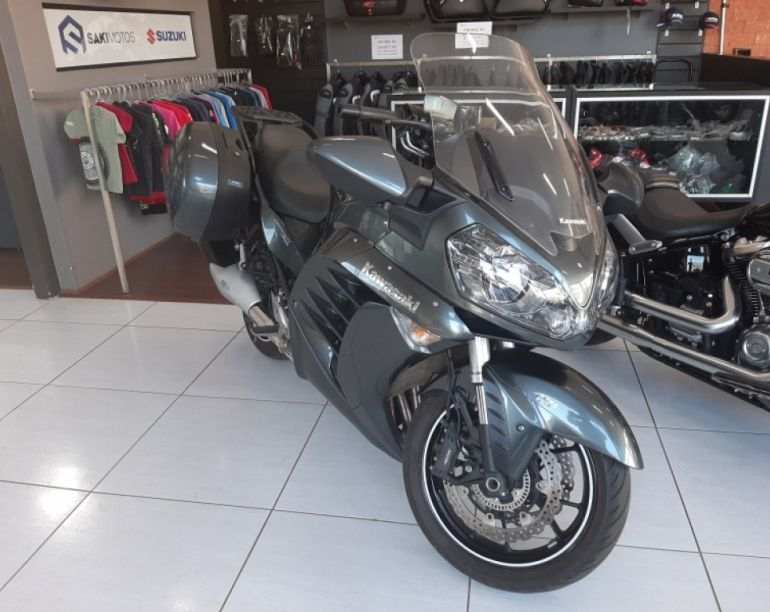Kawasaki Concours (1400cc) - Foto #2
