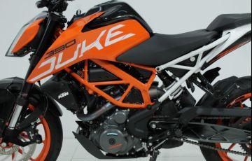 KTM Duke 390 Abs - Foto #4