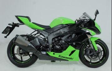 Kawasaki Ninja Zx 6R (600cc)