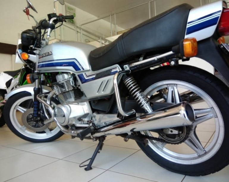 Honda Cb 400 - Foto #7