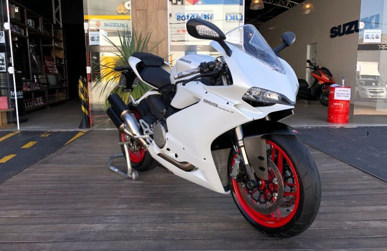 Ducati Superbike 959 Panigale - Foto #3