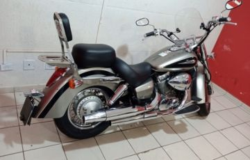 Honda Shadow AM 750 - Foto #5