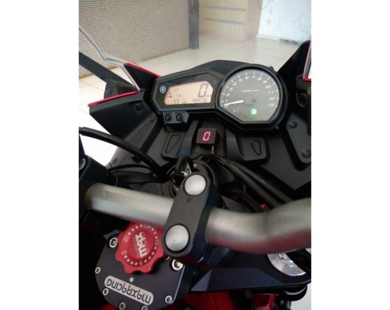 Yamaha XJ6 F 600 - Foto #8