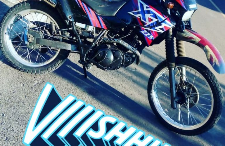 Yamaha Xt 225 - Foto #1