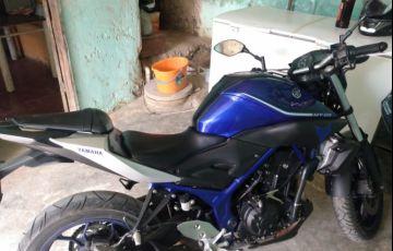 Yamaha MT 03 (STD) - Foto #1
