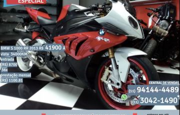BMW S 1000 RR HP4 Competition