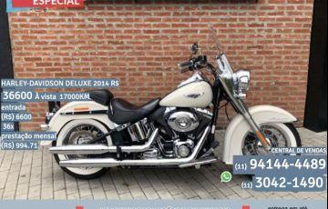Harley-Davidson Softail De Luxe