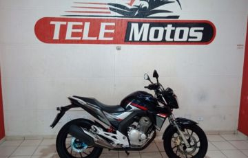 Honda Twister (CBS)