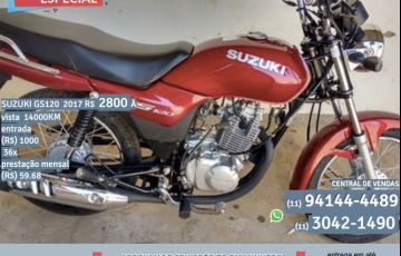 Suzuki GS 120