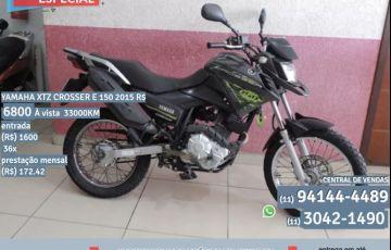 Yamaha Xtz 150 Crosser E