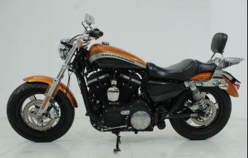 Harley-Davidson Sportster 1200 Custom Ca Limited - Foto #2