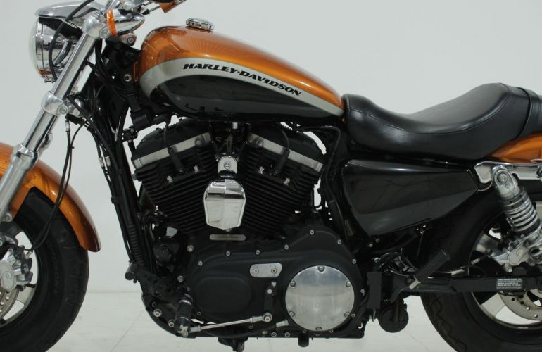 Harley-Davidson Sportster 1200 Custom Ca Limited - Foto #4
