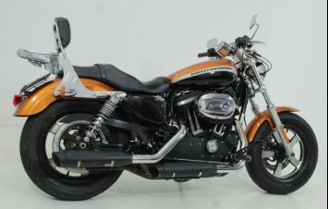 Harley-Davidson Sportster 1200 Custom Ca Limited - Foto #8