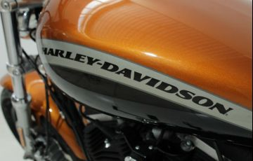 Harley-Davidson Sportster 1200 Custom Ca Limited - Foto #9
