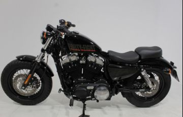 Harley-Davidson Sportster Forty-eight - Foto #2