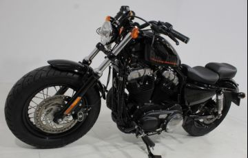 Harley-Davidson Sportster Forty-eight - Foto #6