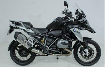 BMW R 1200 GS Triple Black - Foto #1