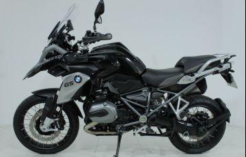 BMW R 1200 GS Triple Black - Foto #2