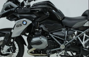 BMW R 1200 GS Triple Black - Foto #4