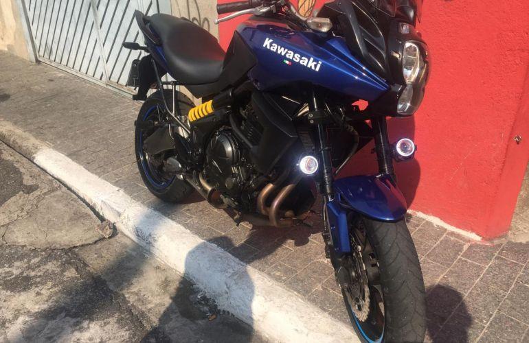 Kawasaki Versys 650 - Foto #1